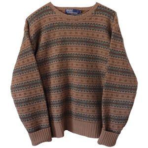 Polo by Ralph Lauren Fair Isle Wool Sweater